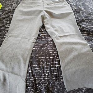 Flarw crop pants